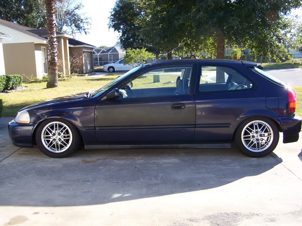 1997 Honda Civic #14