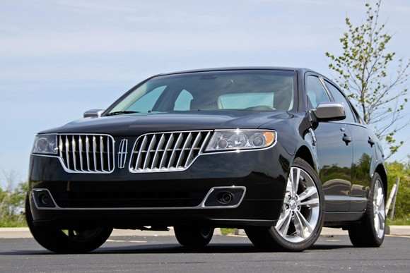 2010 Lincoln Mkz #4