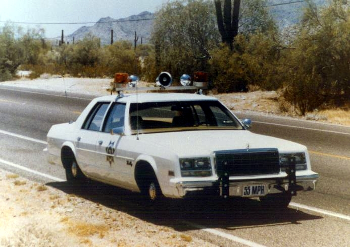 1981 Plymouth Gran Fury #5