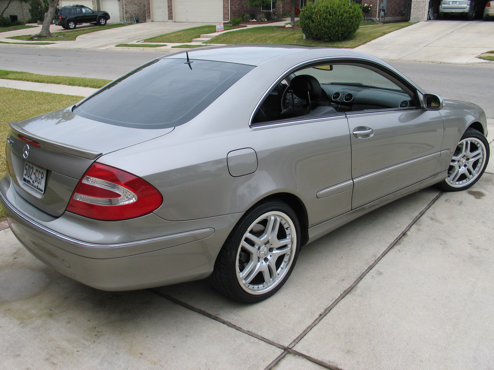 2004 Mercedes-Benz CLK #16