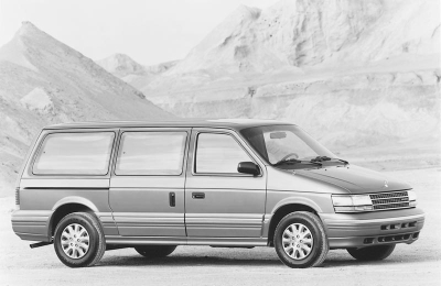 1991 Plymouth Grand Voyager #13