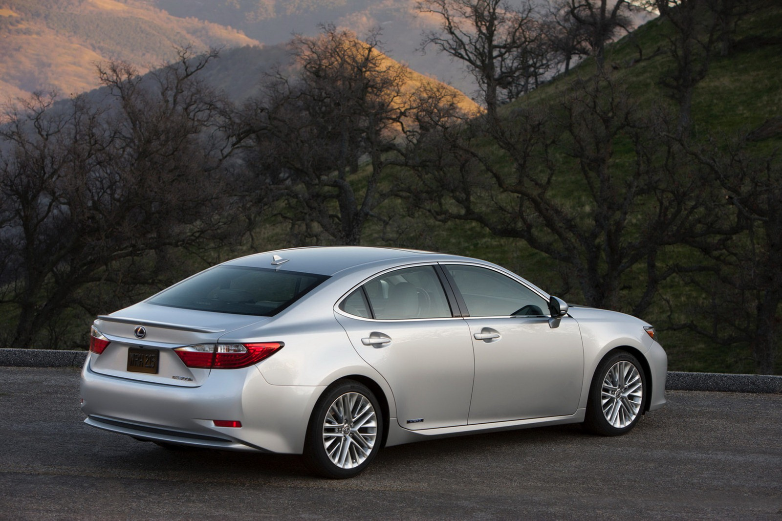 lexus es, photo #4