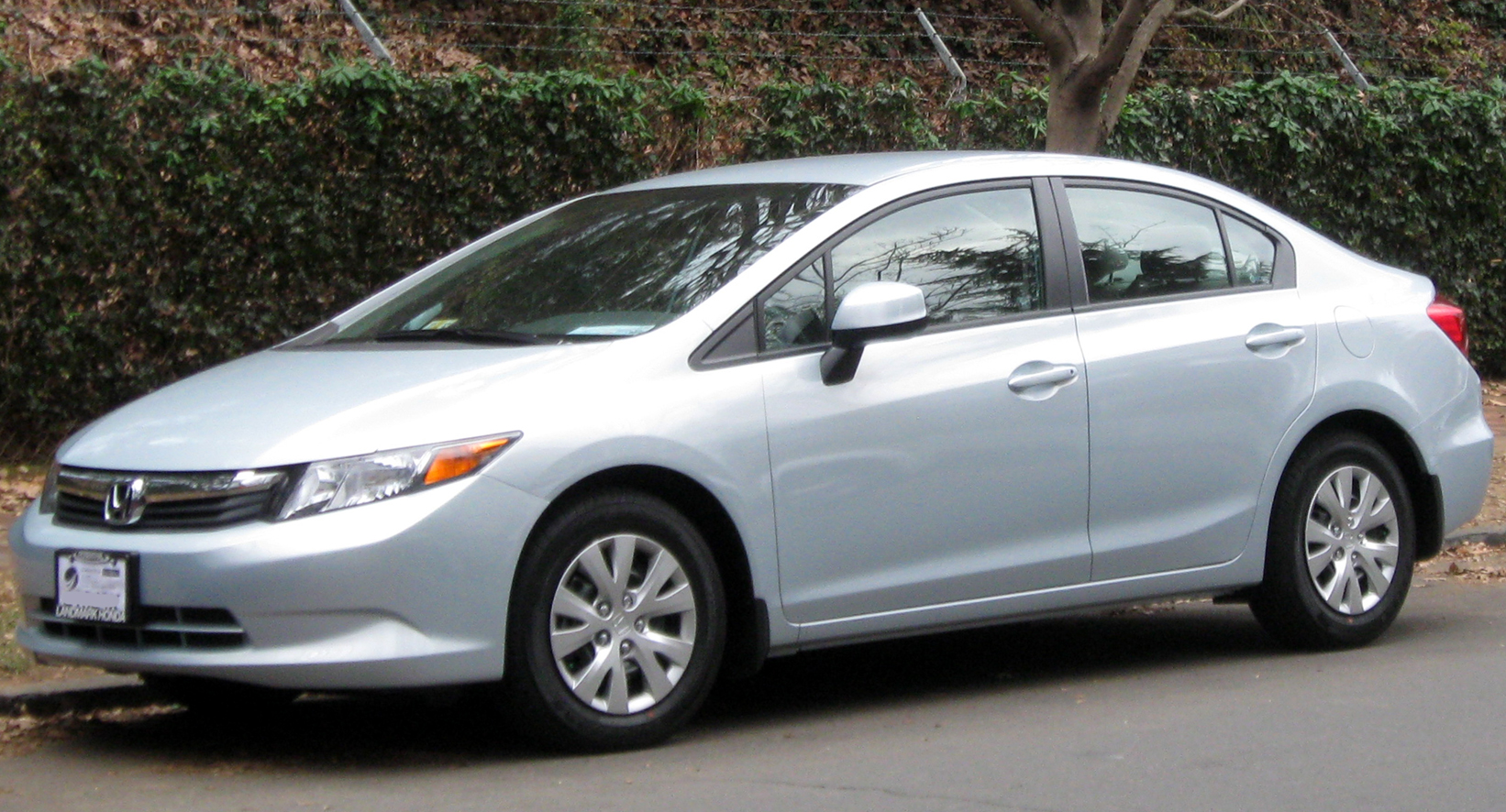 2012 Honda Civic #8