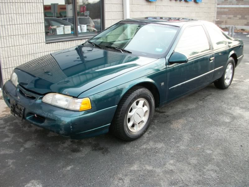 1995 Ford Thunderbird #17
