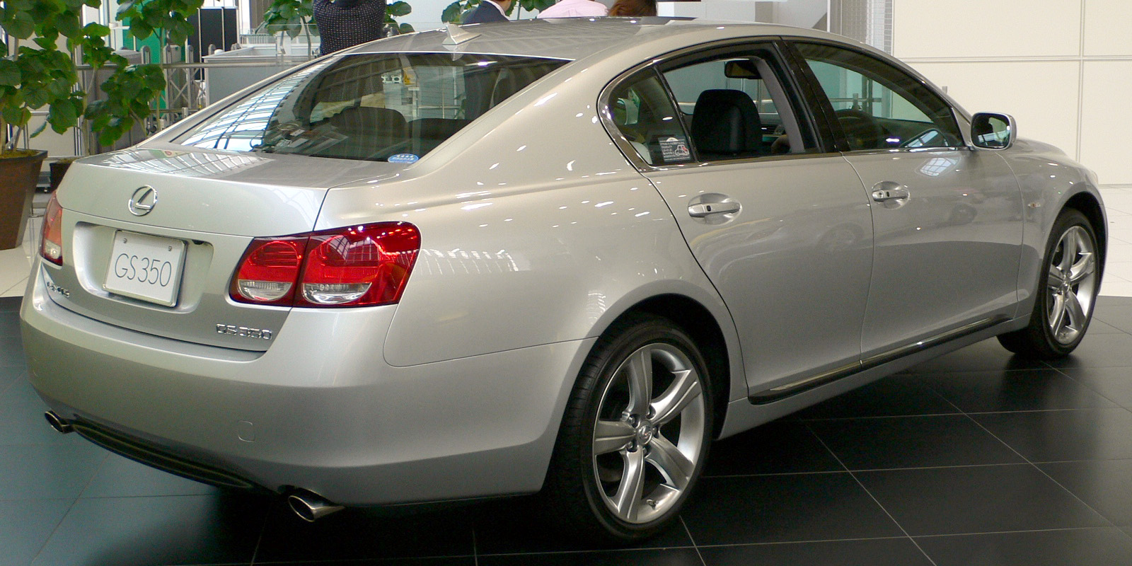 2008 lexus gs 350 photos informations articles. Black Bedroom Furniture Sets. Home Design Ideas