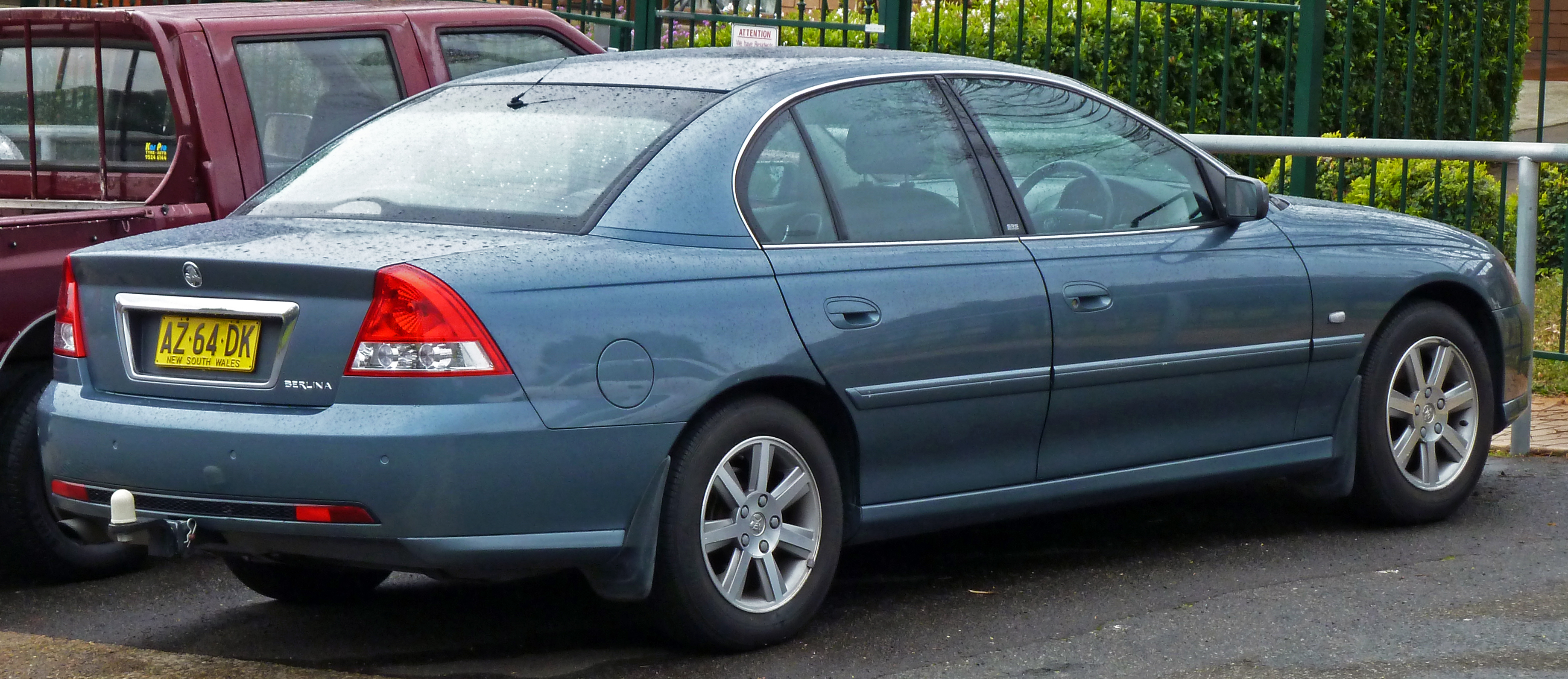 2004 Holden Berlina #7
