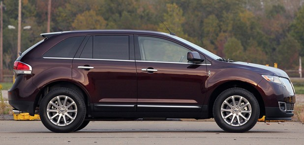2012 Lincoln Mkx #12
