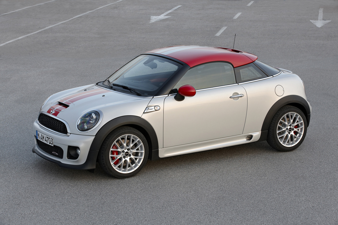 Mini Cooper Coupe #4