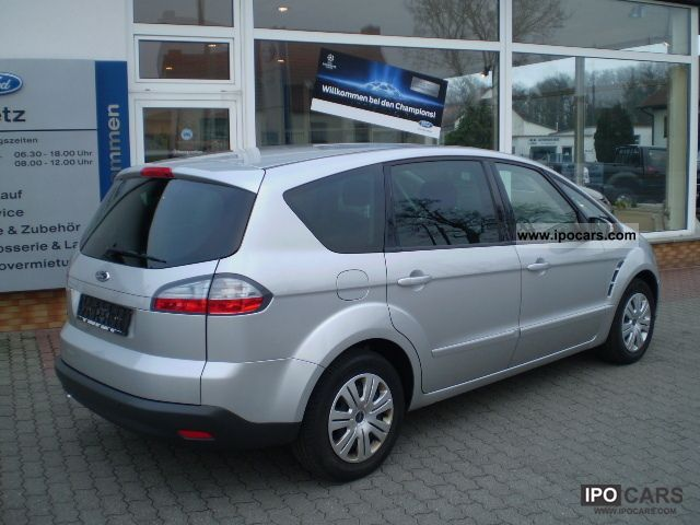 2007 Ford S-Max #9