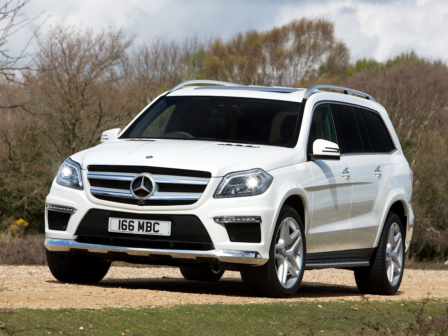Mercedes-Benz GL #6