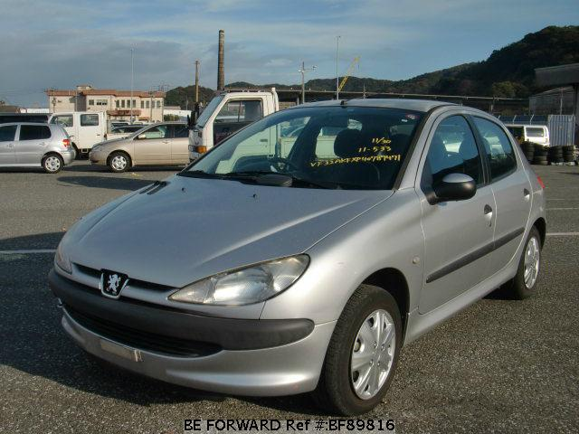 2000 peugeot 206 photos informations articles. Black Bedroom Furniture Sets. Home Design Ideas