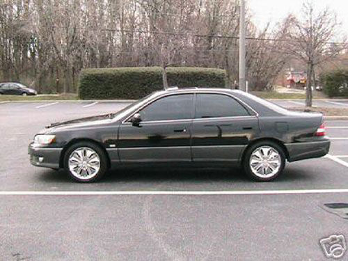 2000 Lexus IS #15