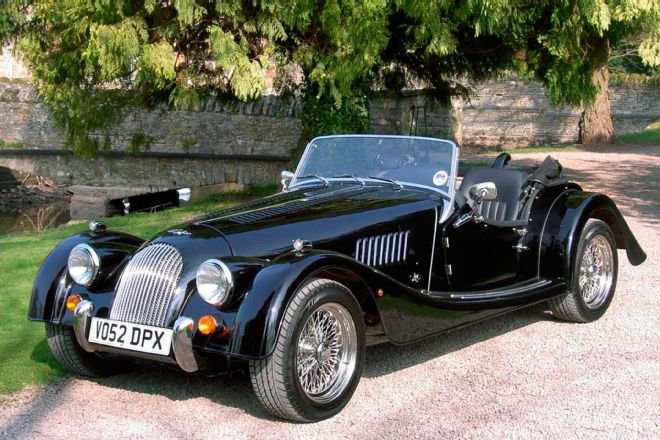 2006 Morgan Plus 8 #4