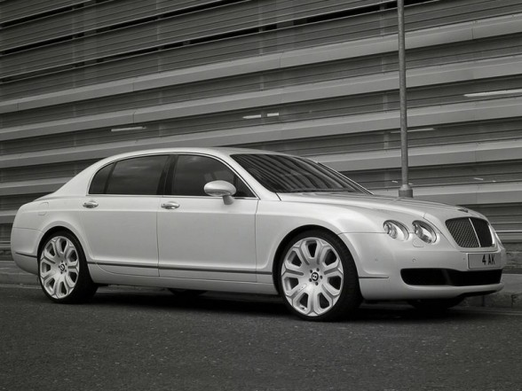2010 Bentley Continental Flying Spur #15