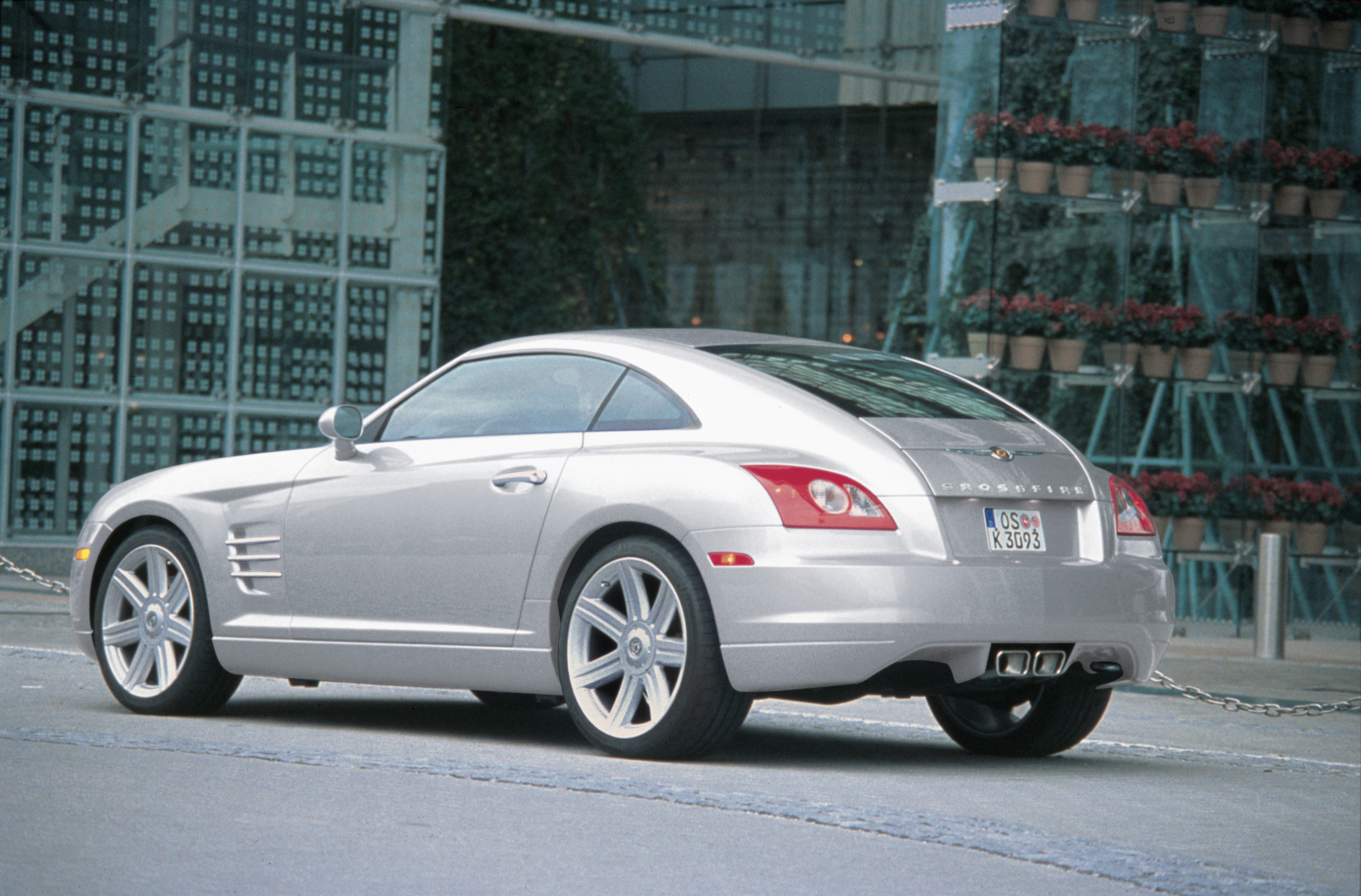 Chrysler Crossfire #5