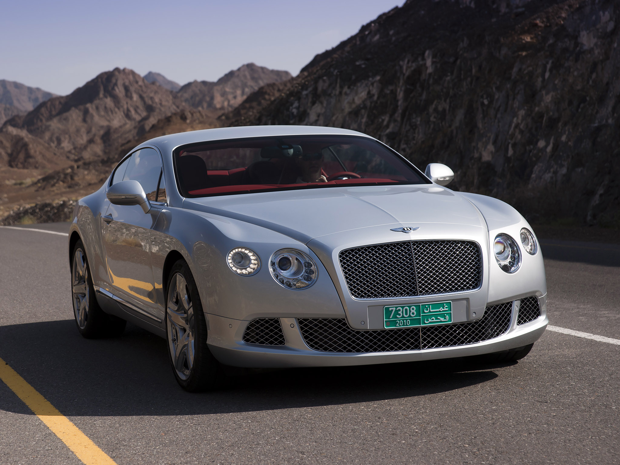 2010 Bentley Continental Gt #12