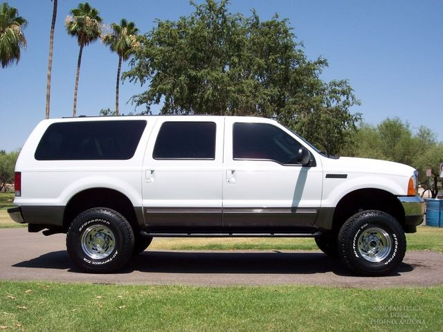 2001 Ford Excursion #2