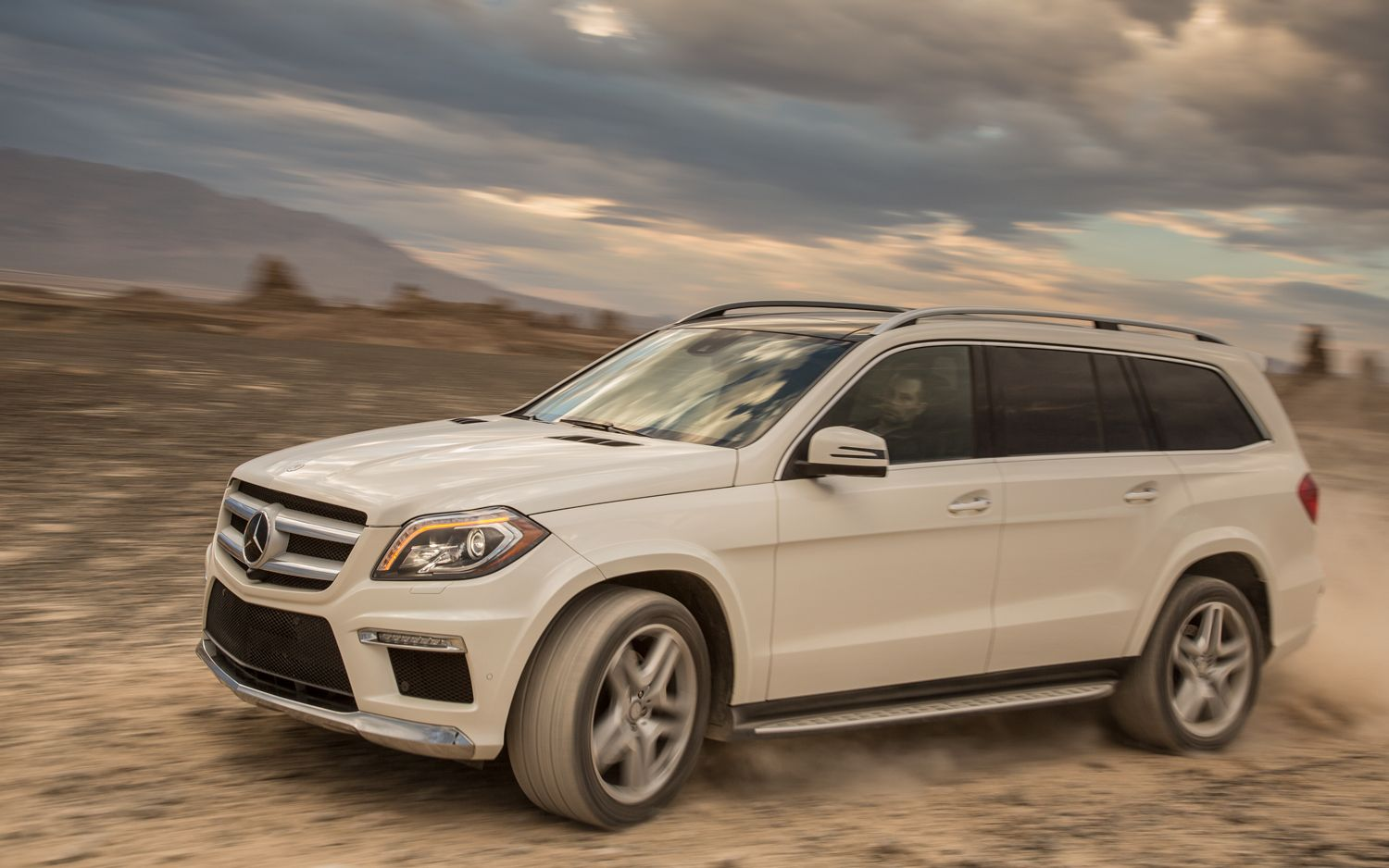 Mercedes-Benz GL #8