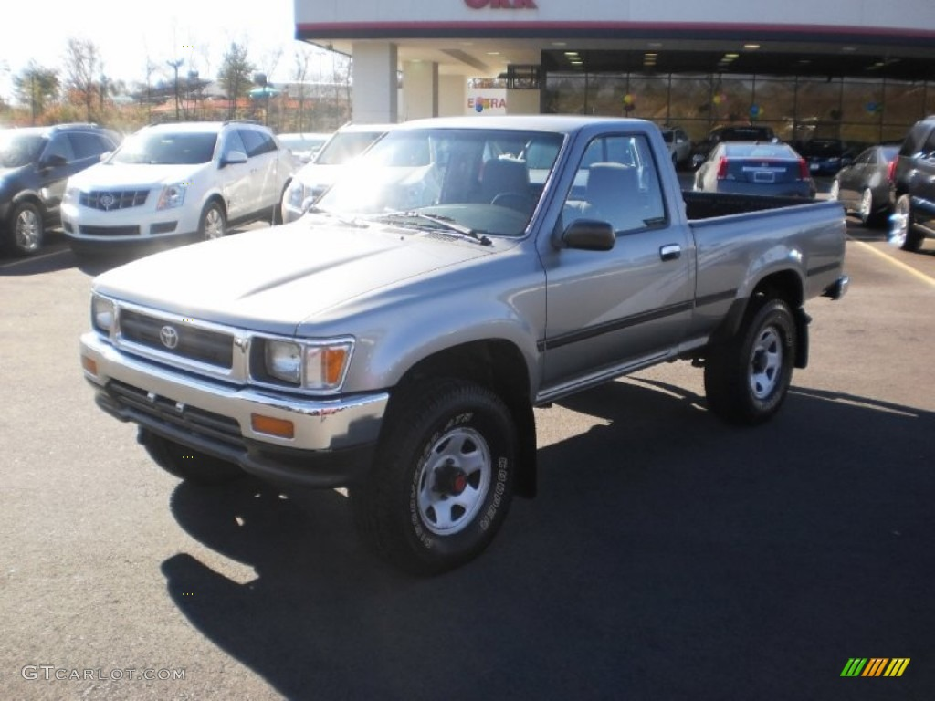 1993 toyota pickup photos informations articles - 1993 toyota pickup interior parts ...