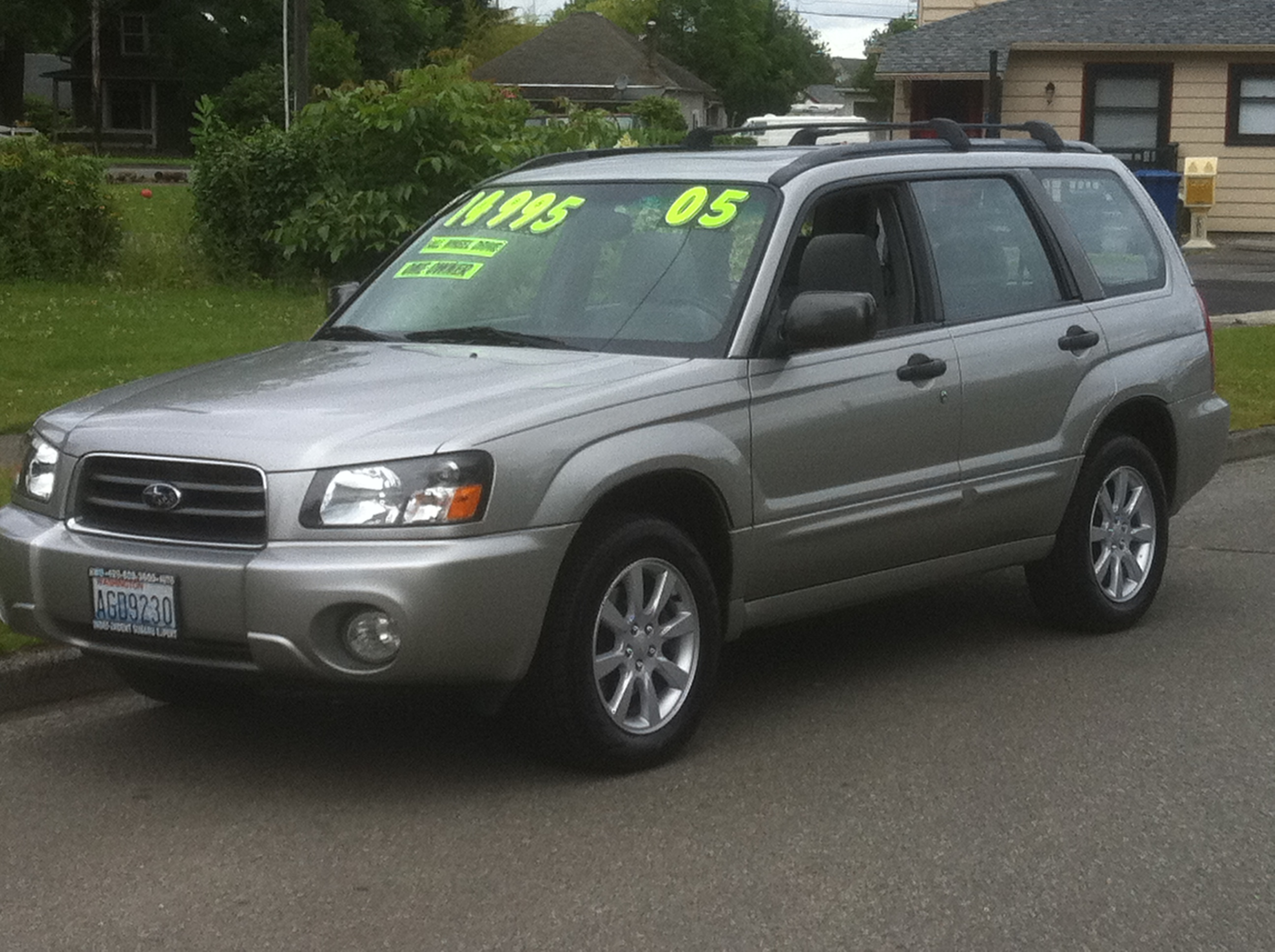 2005 Subaru Forester 2.5 Xs >> 2005 Subaru forester 2.5 Xs | New Car Release
