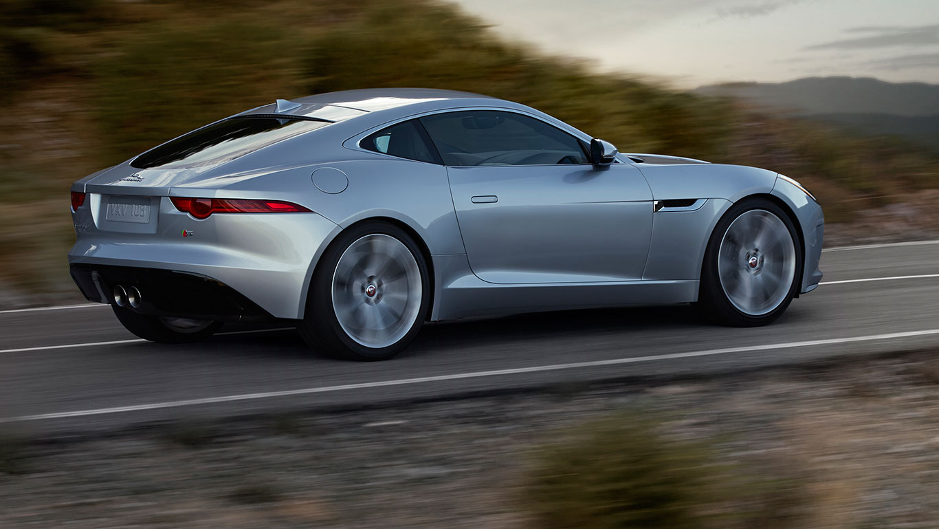 Jaguar F-type #14