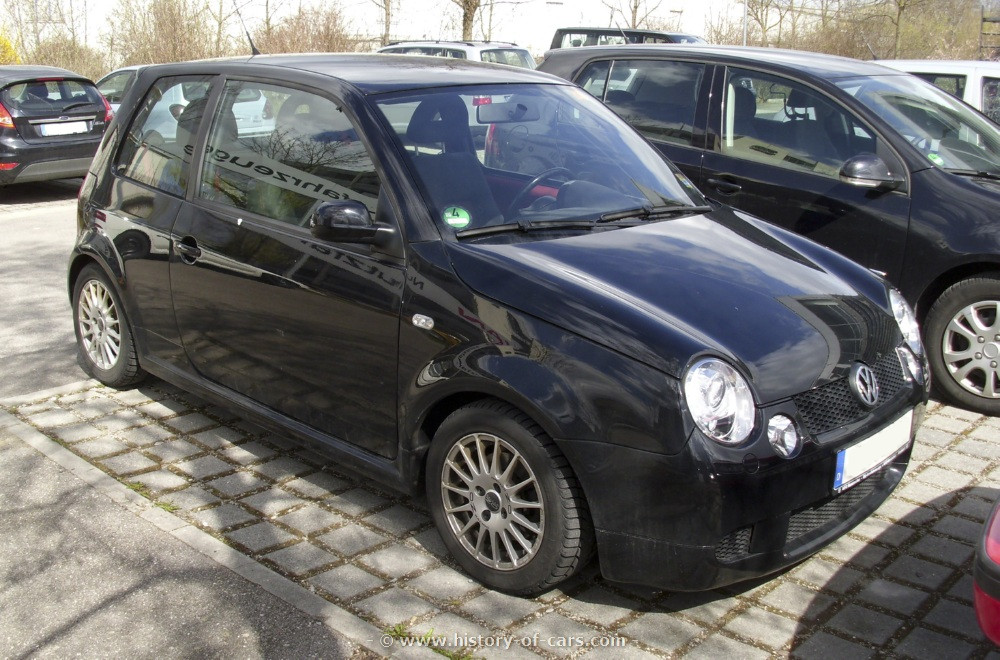 2000 volkswagen lupo photos informations articles. Black Bedroom Furniture Sets. Home Design Ideas