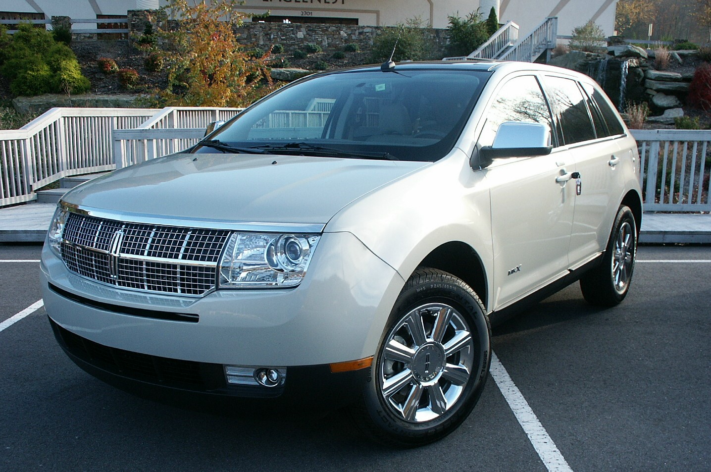 2007 Lincoln Mkx #10