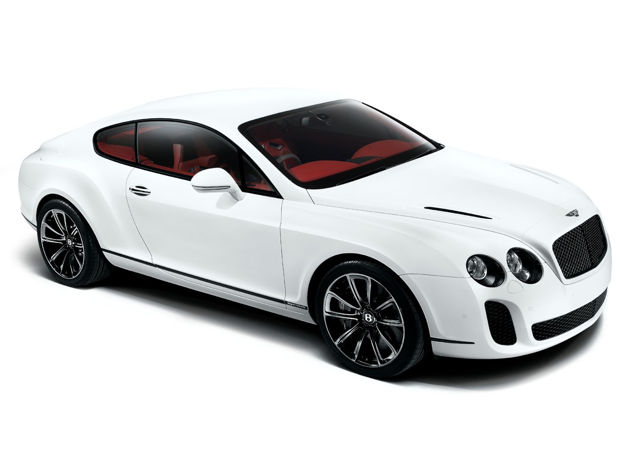 2011 Bentley Continental Supersports #1