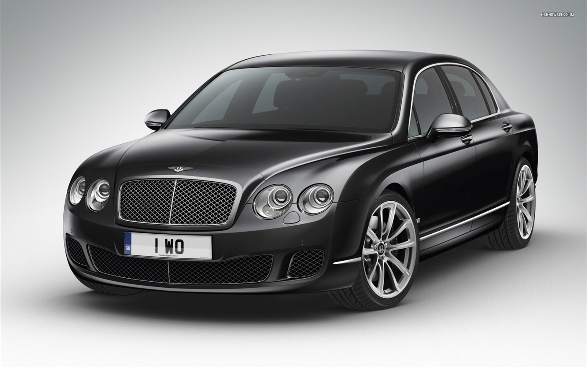 2009 Bentley Continental Flying Spur Speed #10