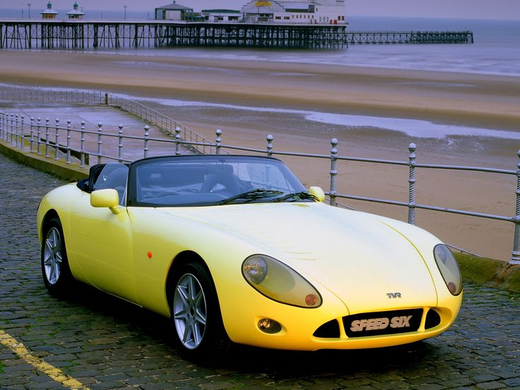 2002 TVR Griffith #16
