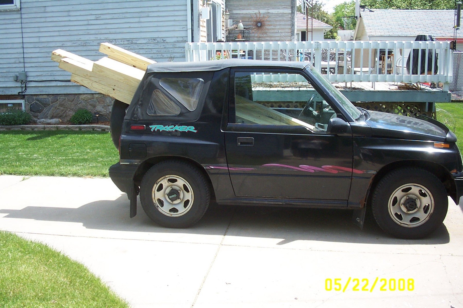 1995 Geo Tracker Photos Informations Articles 1992 Engine Diagram 2