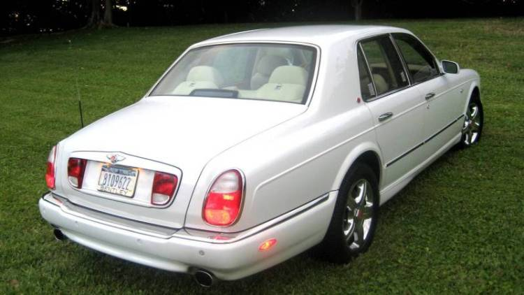 2001 Bentley Arnage #19