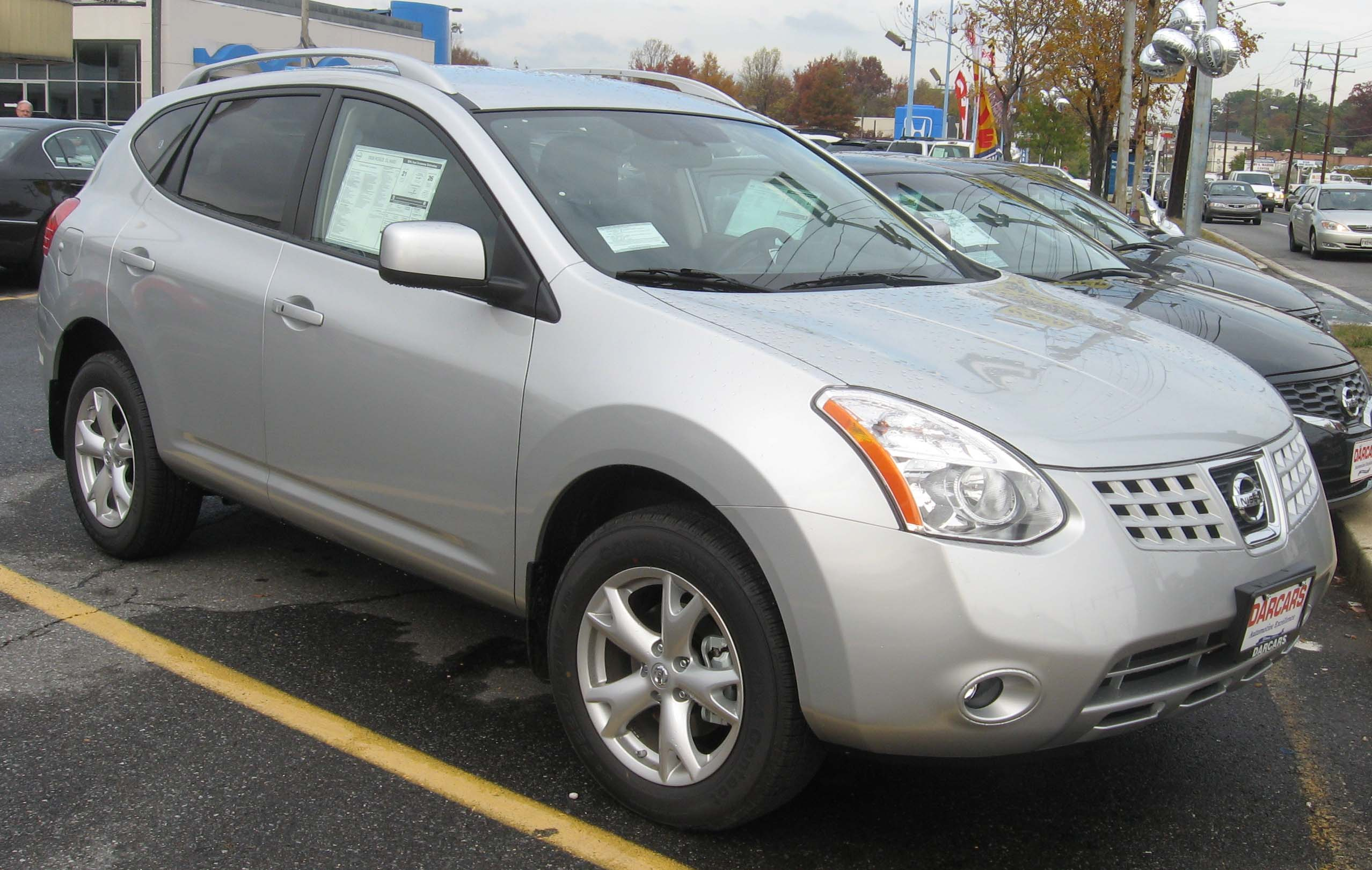 select speed top nissan rogue cars