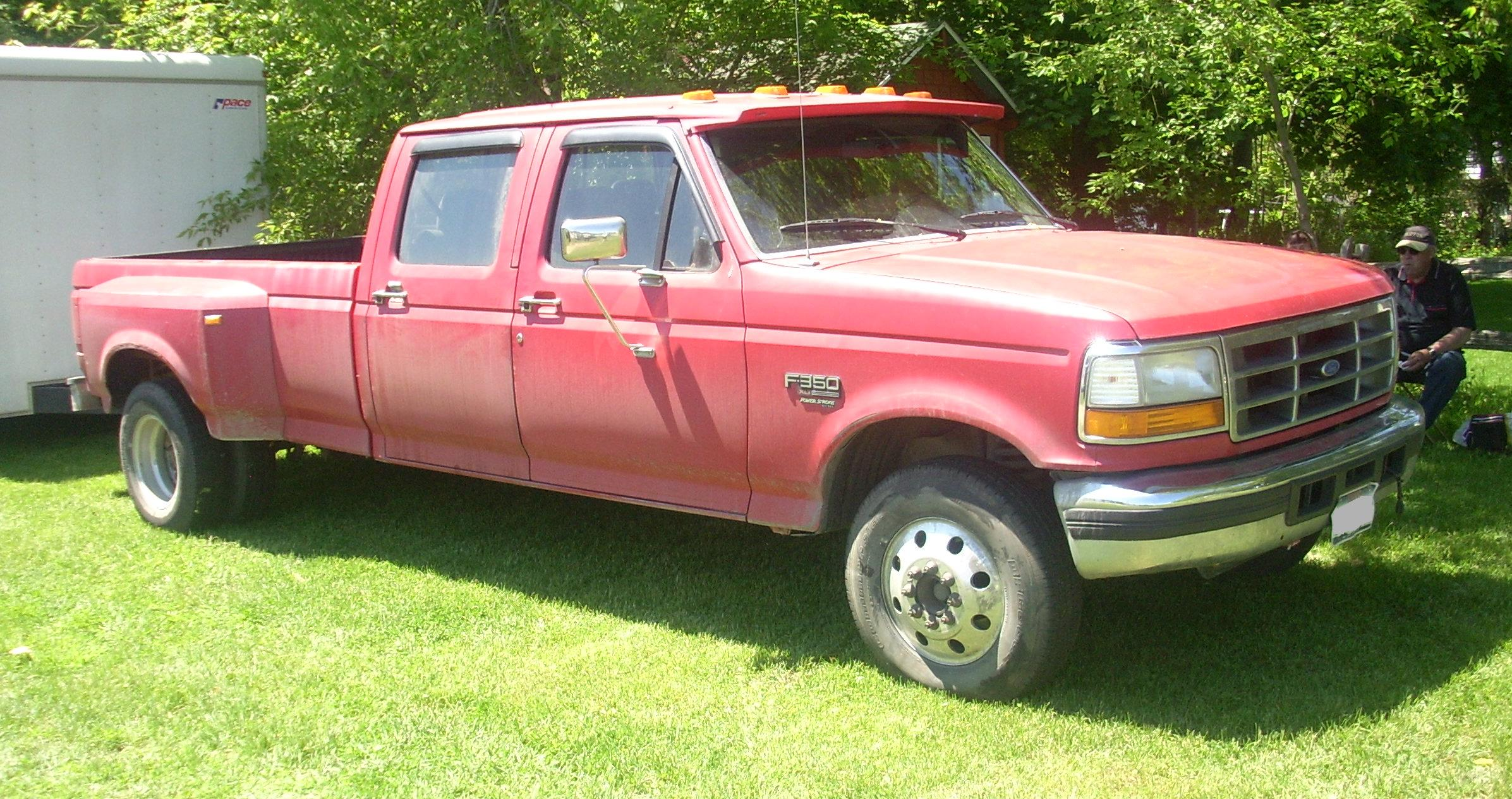 Ford F-350 #15