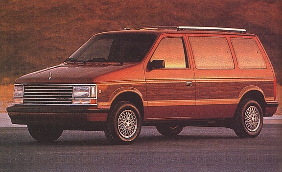 Plymouth Voyager #16