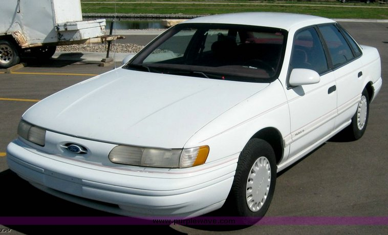 2016 Taurus Sho >> 1993 Ford Taurus Photos, Informations, Articles - BestCarMag.com