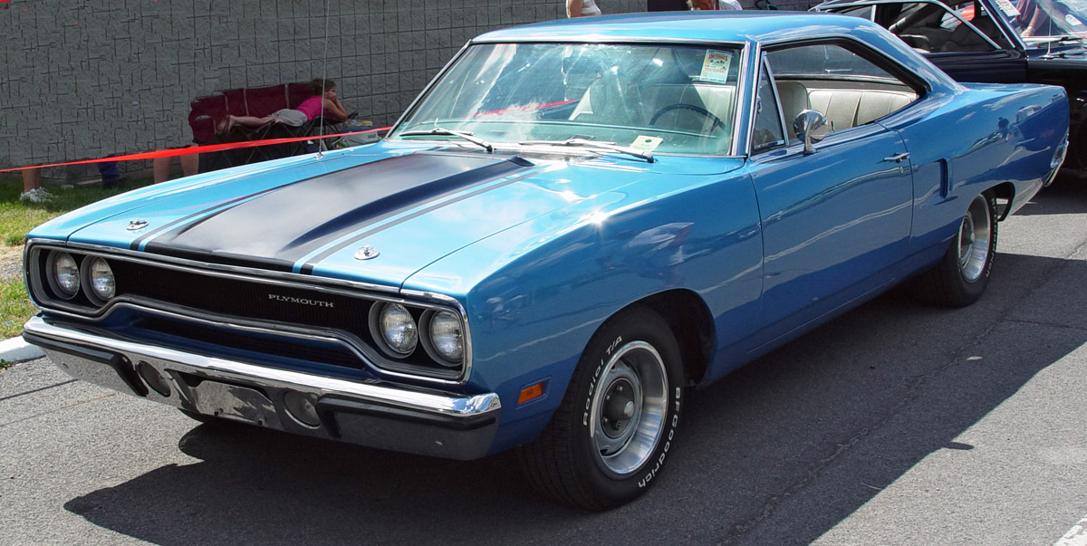 Plymouth Road Runner #5