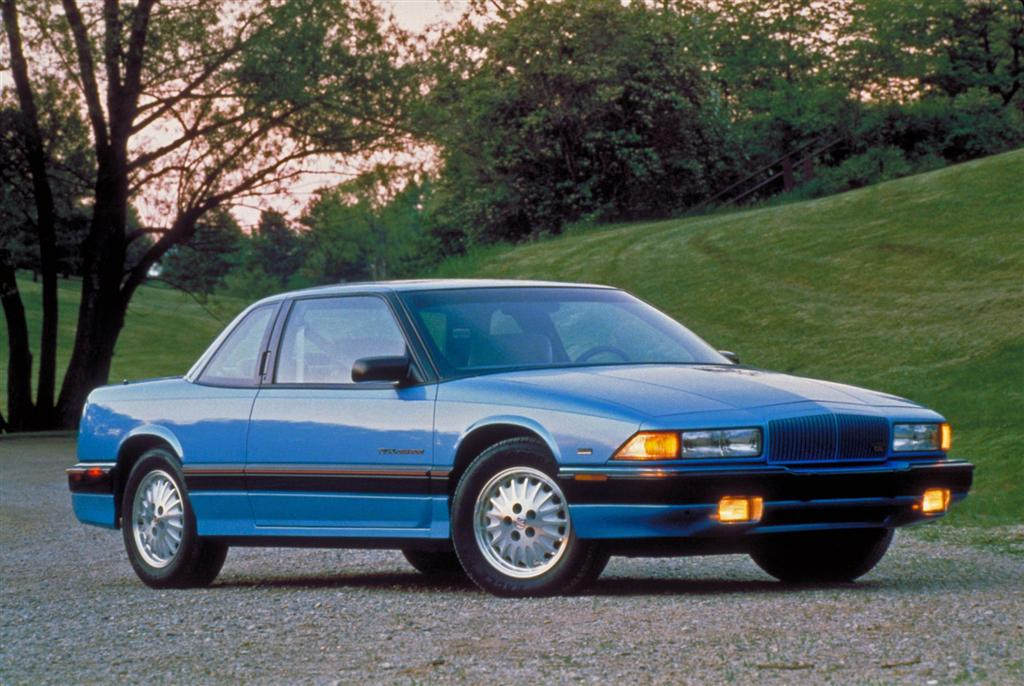 1992 Buick Regal #5