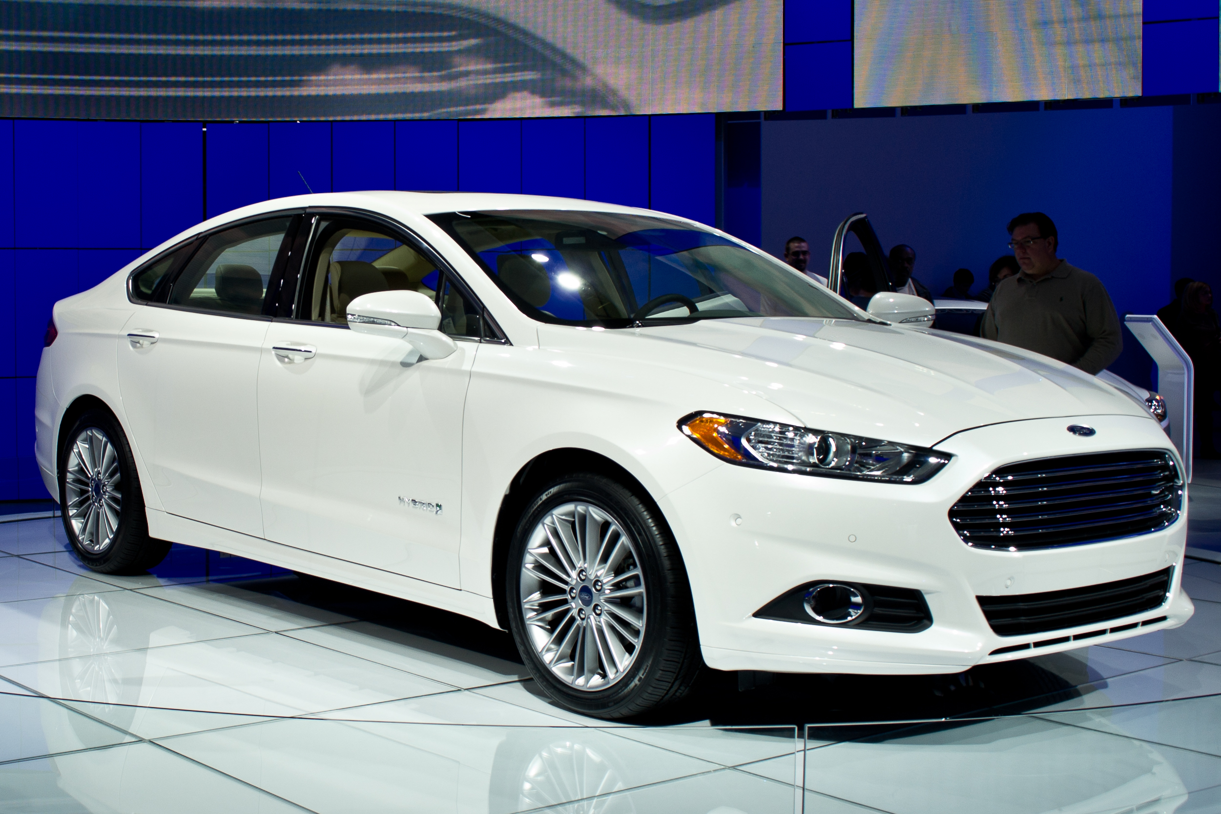 Ford Fusion #5