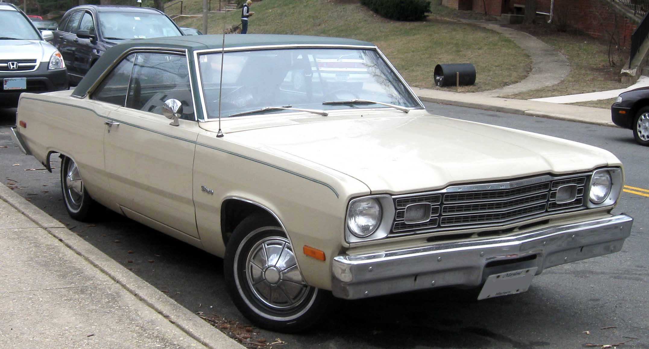1974 Chrysler Valiant #6