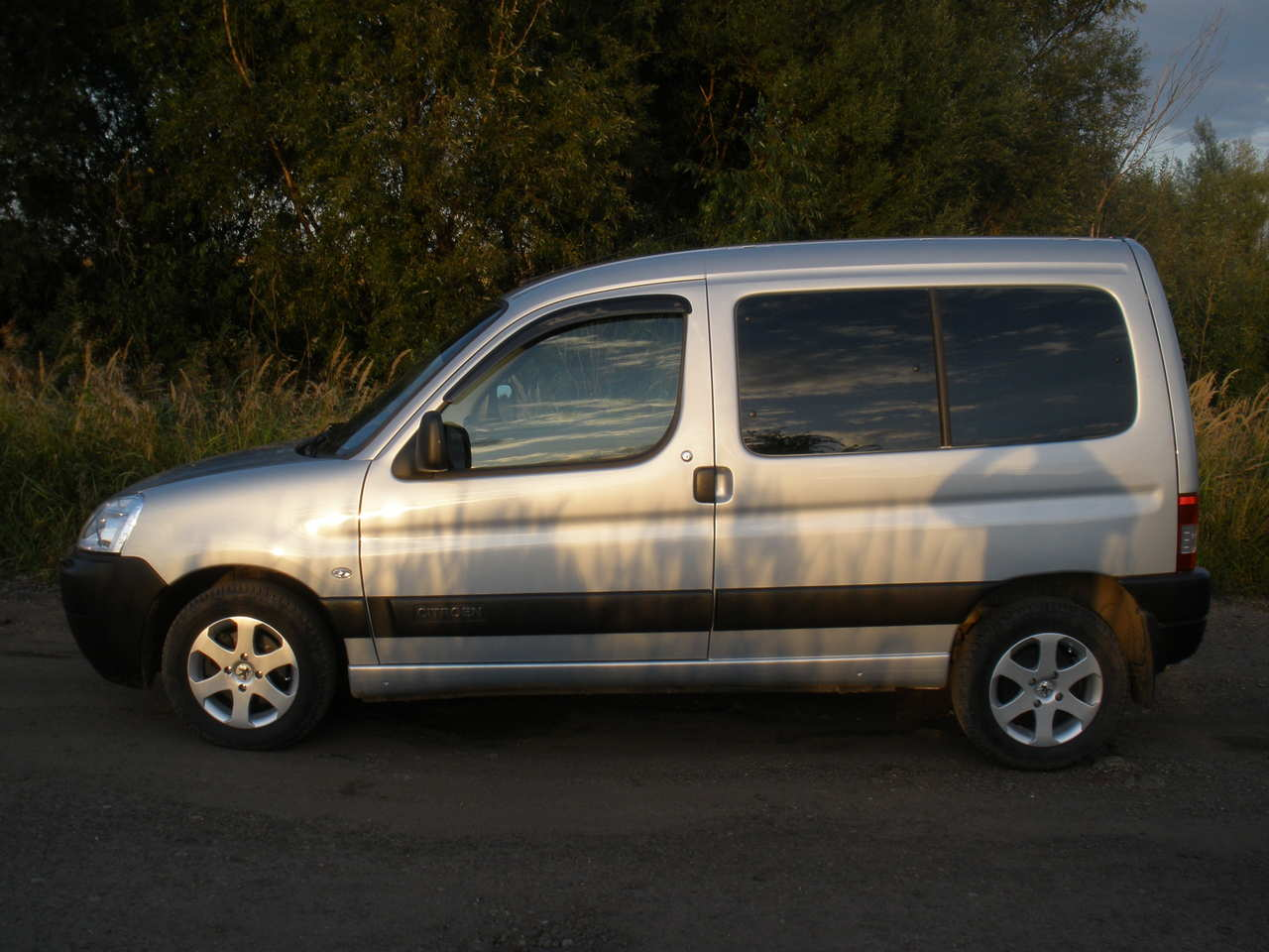 1998 Citroen Berlingo #9