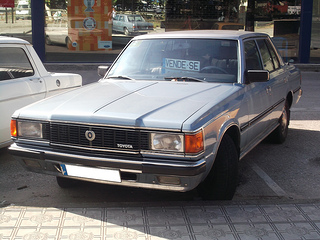 1983 Toyota Crown #3