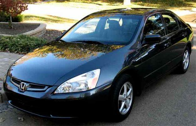 2004 Honda Accord #6