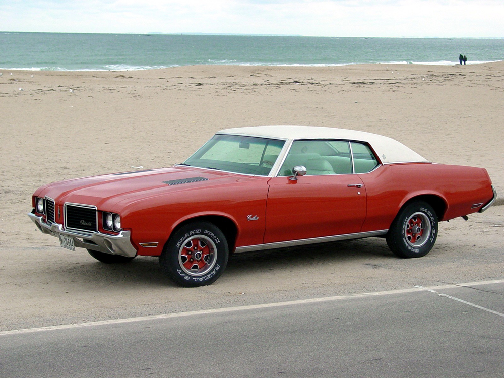 Oldsmobile Cutlass Supreme #3