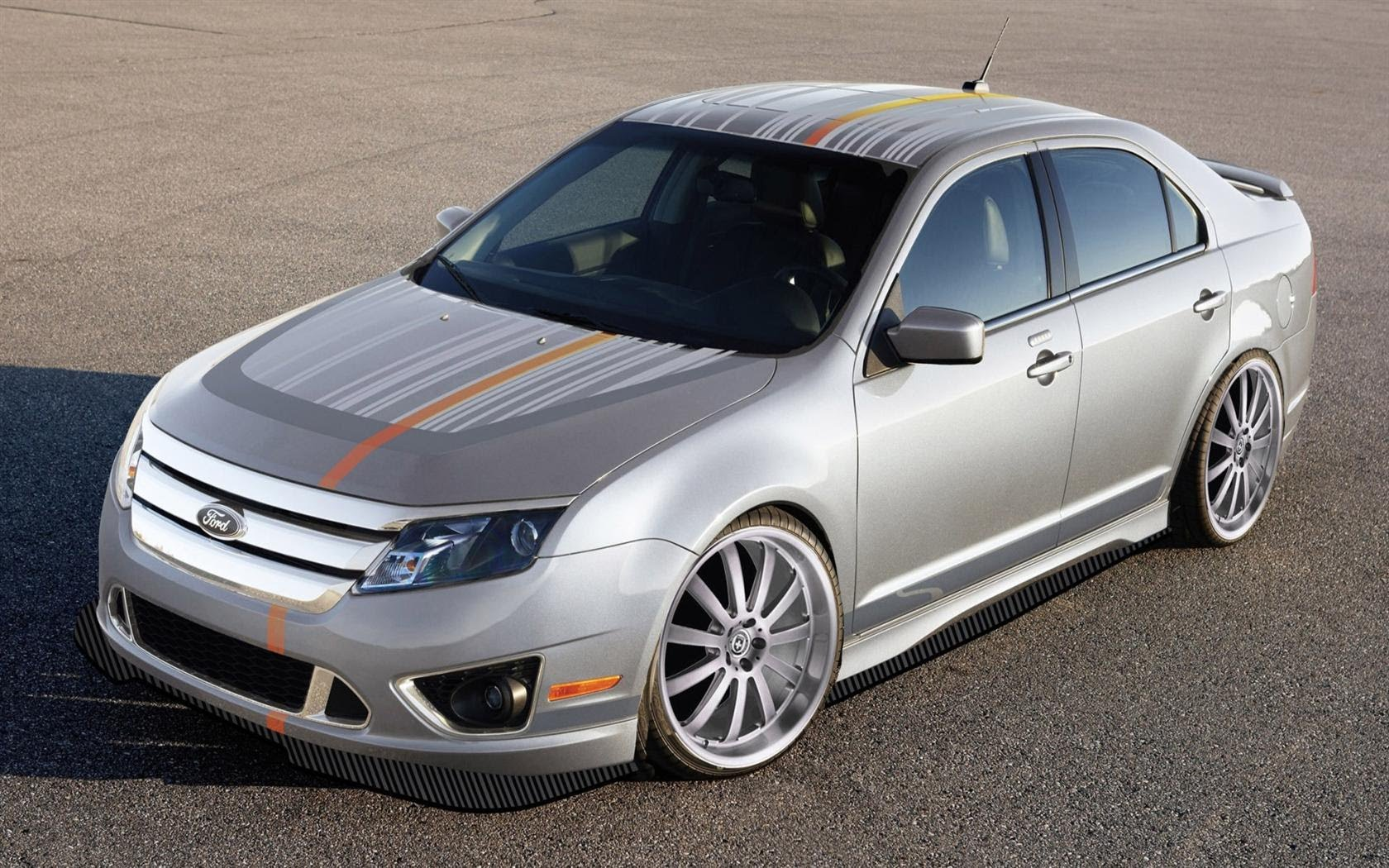 2011 Ford Fusion #8