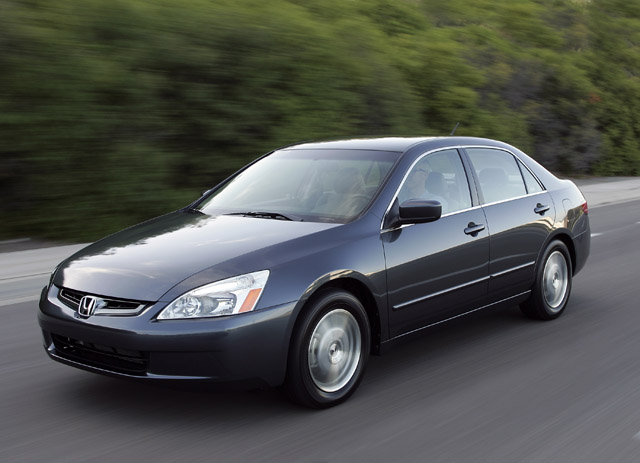 2005 Honda Accord #4