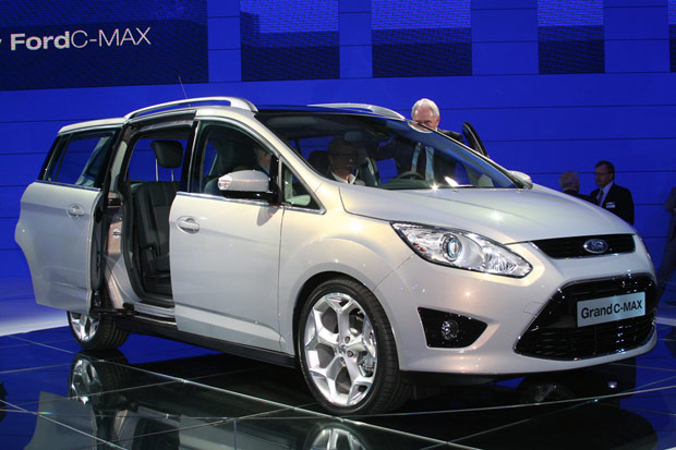 2010 Ford C-Max #15