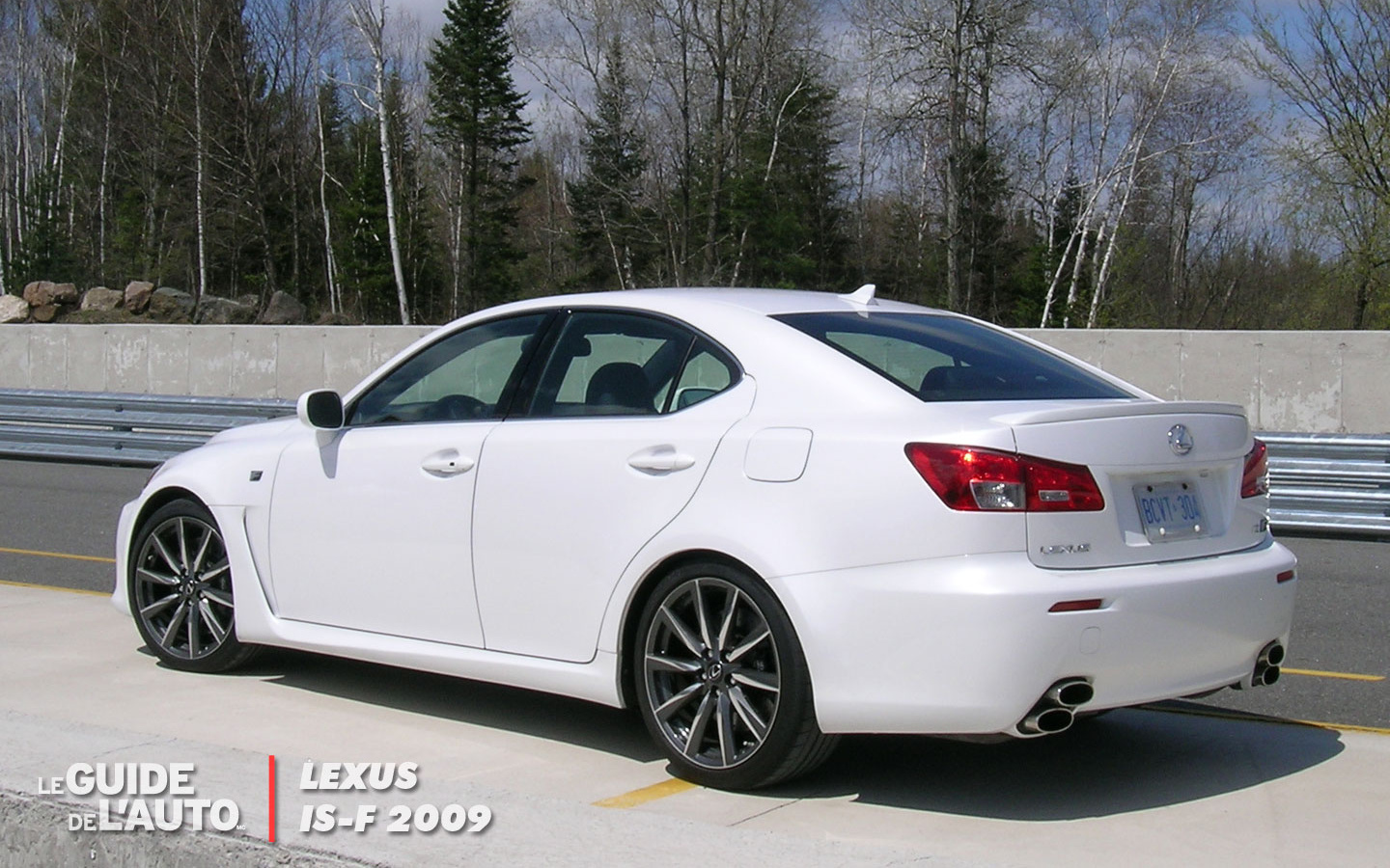 2008 Lexus IS #4