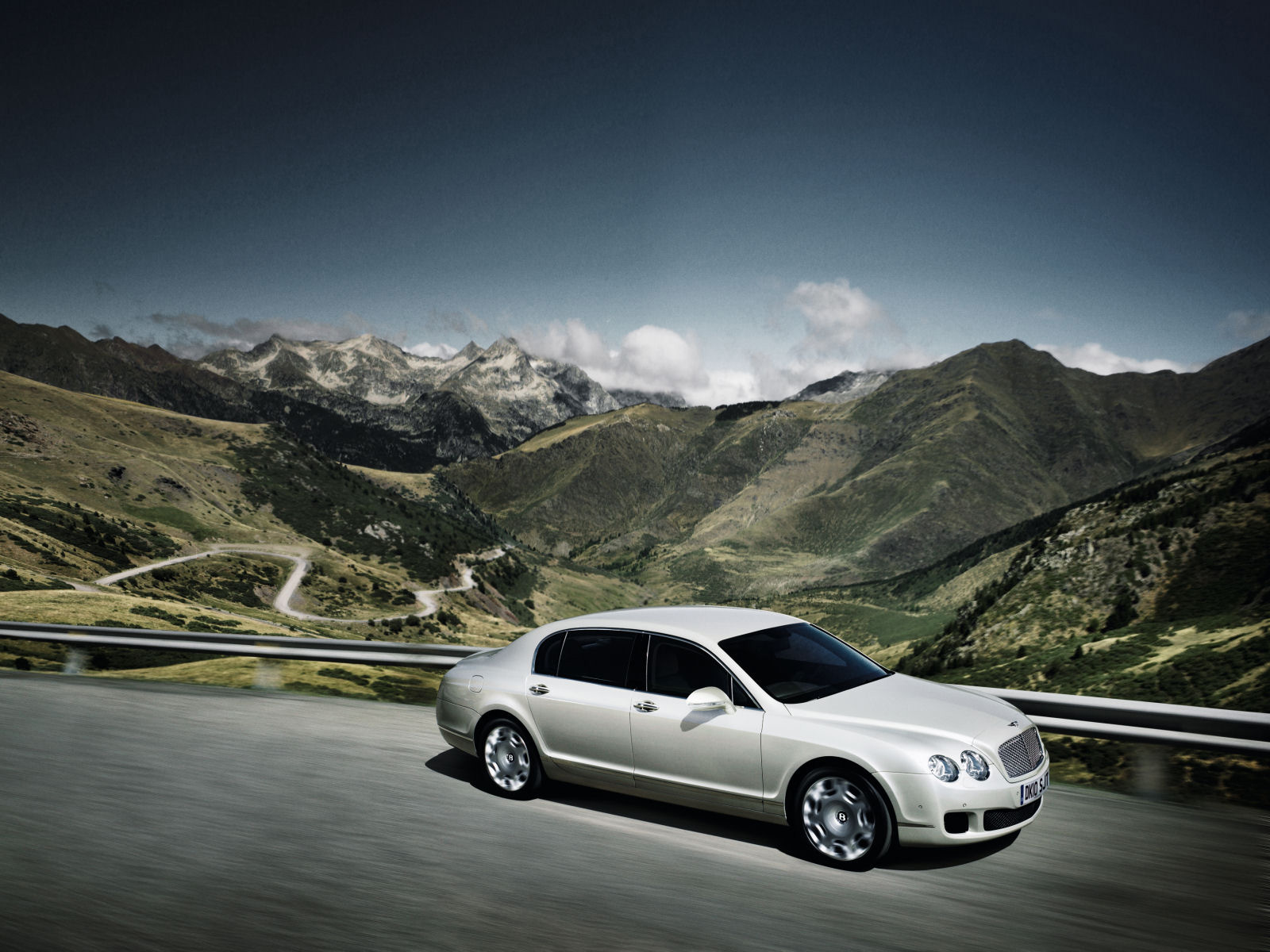 2012 Bentley Continental Flying Spur #16