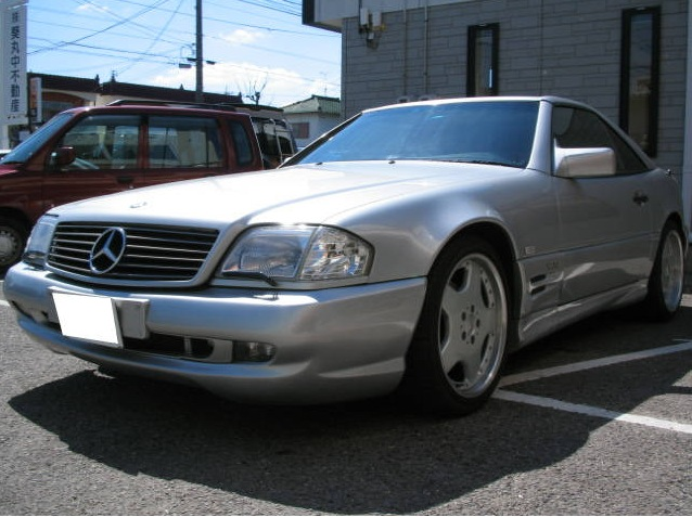 1994 Mercedes-Benz SL #10